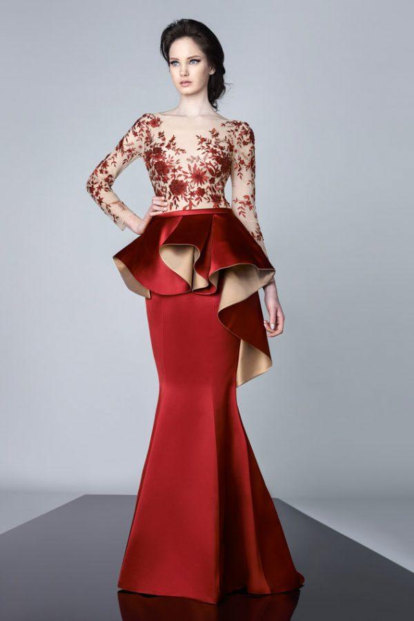 Edward Arsouni Haute Couture Spring Summer 2016 2 bmodish