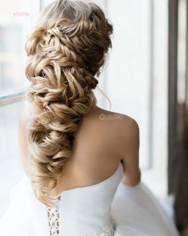 greek wedding hairstyle bmodish