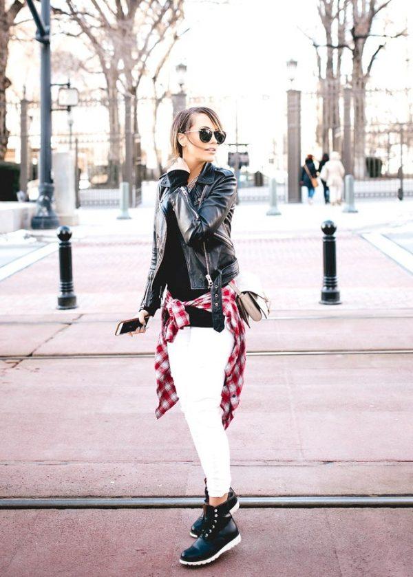 rocker girl spring style bmodish