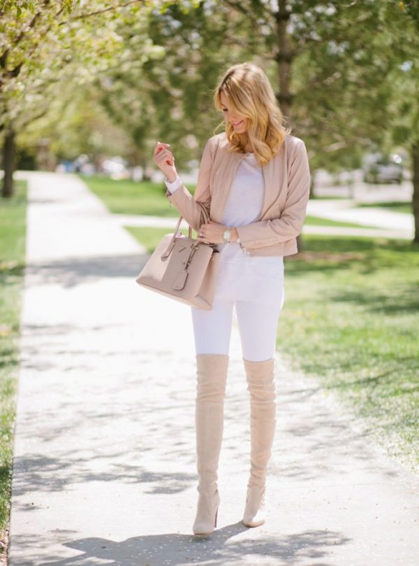 spring blush cute outfits bmodish