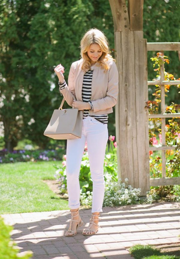 spring pastel outfit look bmodish