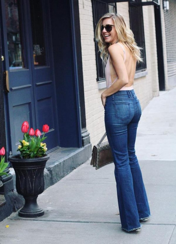 e7f1e980 The Ultimate Styling Tips : How to Wear High Waisted Jeans - Be Modish