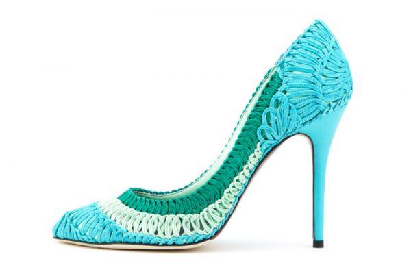 Oscar de la renta resort 2017 shoes 28 bmodish