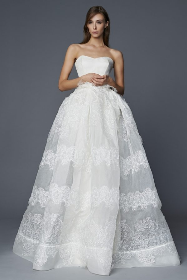 Cara Antonio Riva Wedding dress bmodish