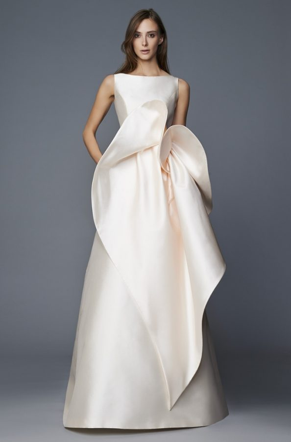 Contanza Antonio Riva Wedding dress bmodish