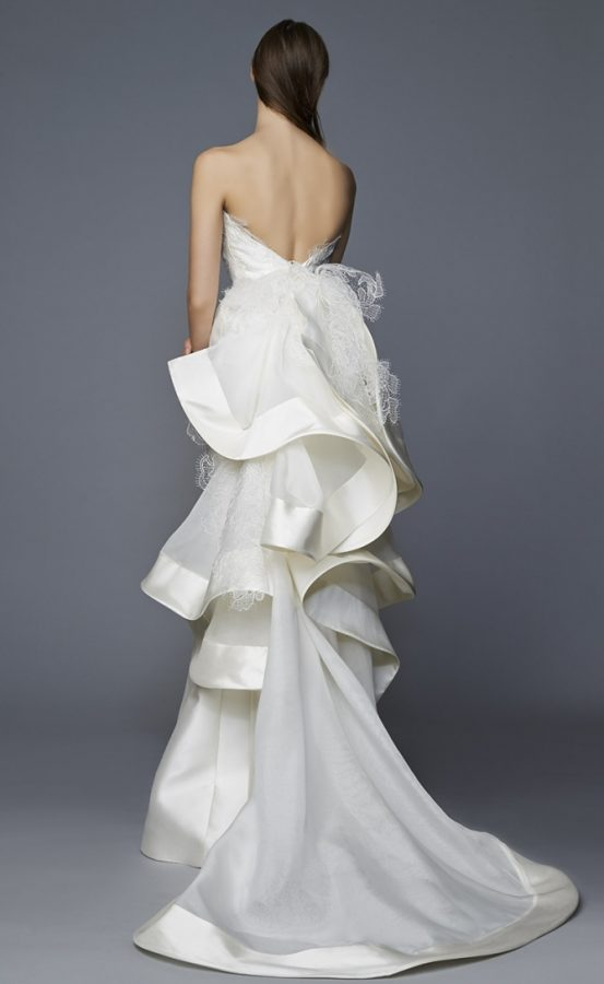 Deanna Antonio Riva Wedding dress bmodish 2