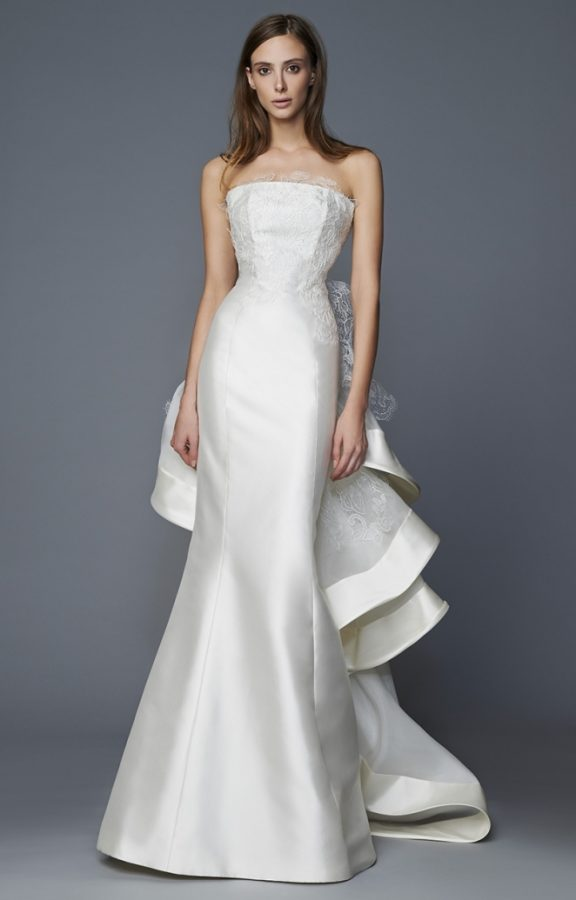 Deanna Antonio Riva Wedding dress bmodish
