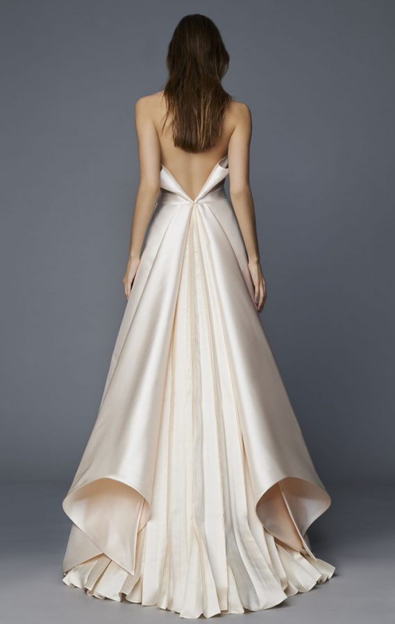 Gemma Antonio Riva Wedding dress bmodish