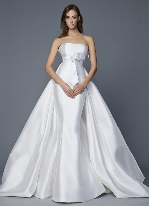 Gorgia Antonio Riva Wedding dress bmodish