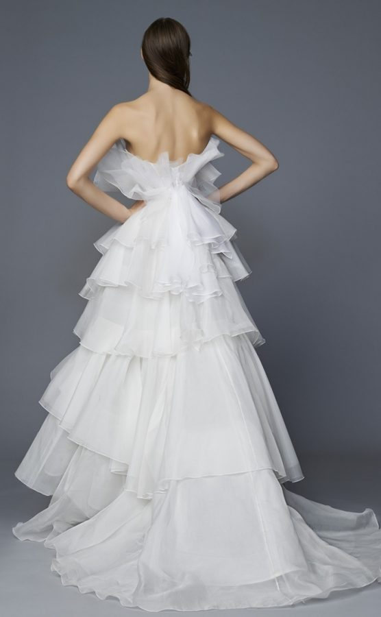 Luce Antonio Riva Wedding dress bmodish 2
