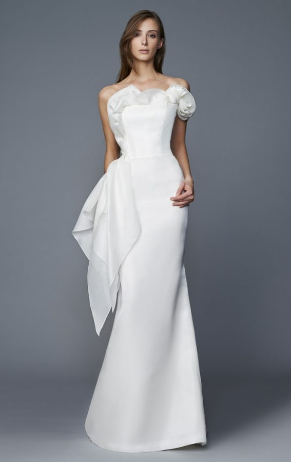 Lucia Antonio Riva Wedding dress bmodish