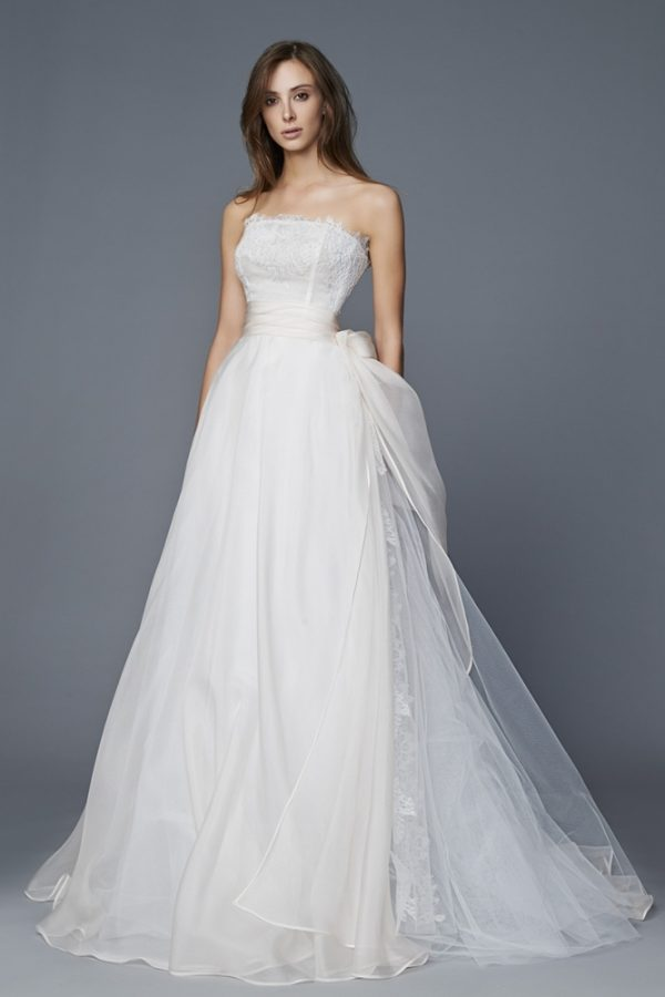 Luna Antonio Riva Wedding dress bmodish