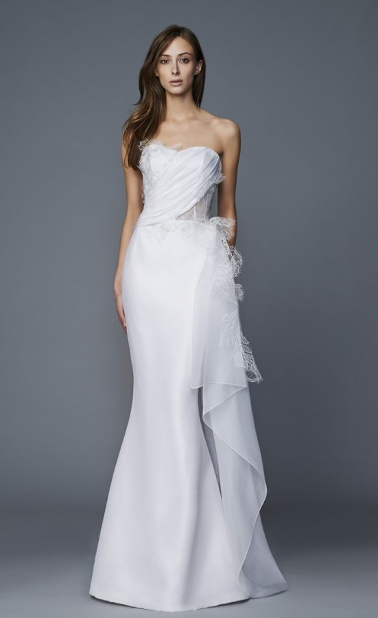 Margherita Antonio Riva Wedding dress bmodish