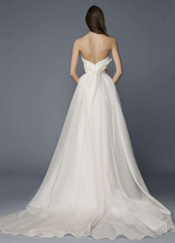 Megan Antonio Riva Wedding dress bmodish 2