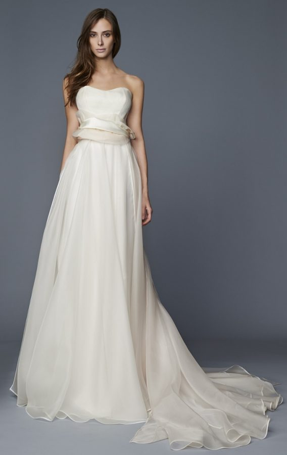 Megan Antonio Riva Wedding dress bmodish
