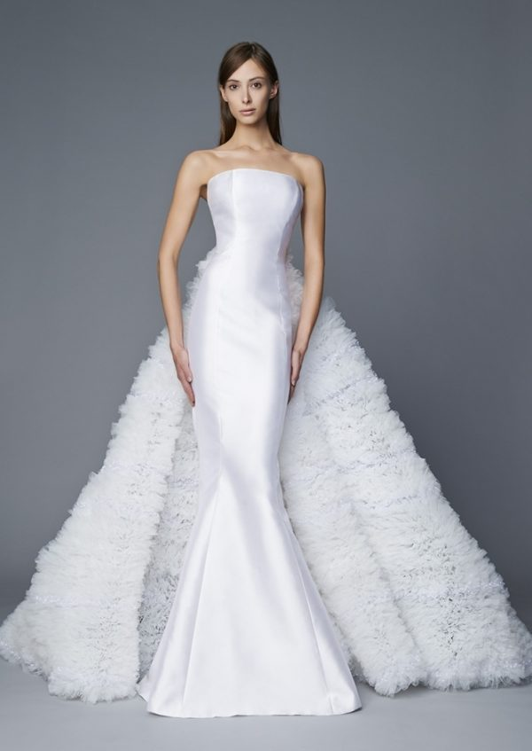 Neve Antonio Riva Wedding dress bmodish