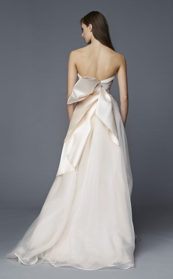 Nives Antonio Riva Wedding dress bmodish 2