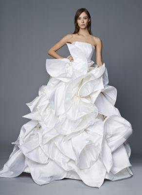Priscilla Antonio Riva Wedding dress bmodish