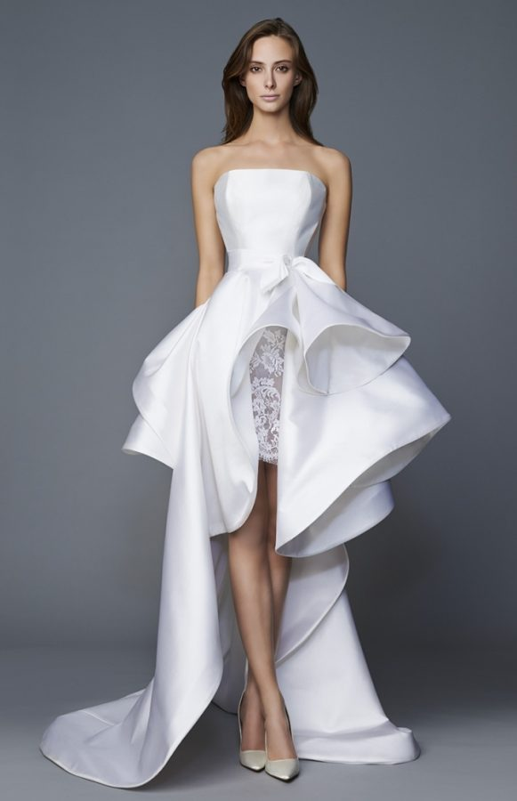 Ricarda Antonio Riva Wedding dress bmodish
