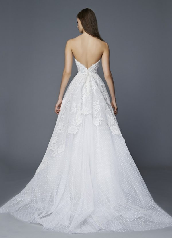 Sabrina Antonio Riva Wedding dress bmodish 2