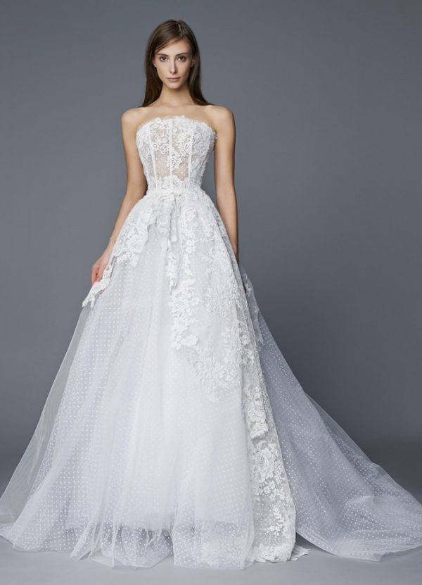 Sabrina Antonio Riva Wedding dress bmodish