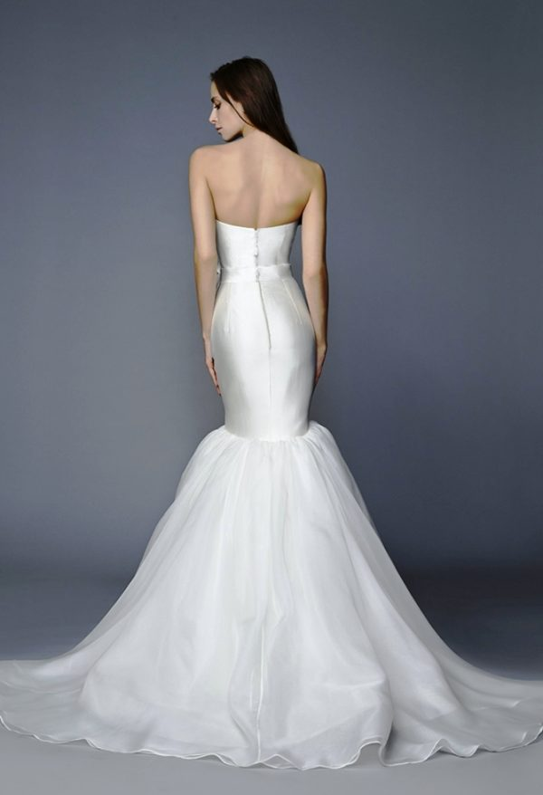 Serena Antonio Riva Wedding dress bmodish 2