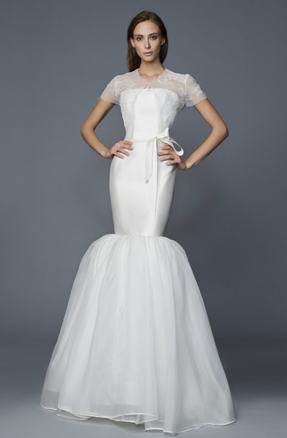 Serena Antonio Riva Wedding dress bmodish
