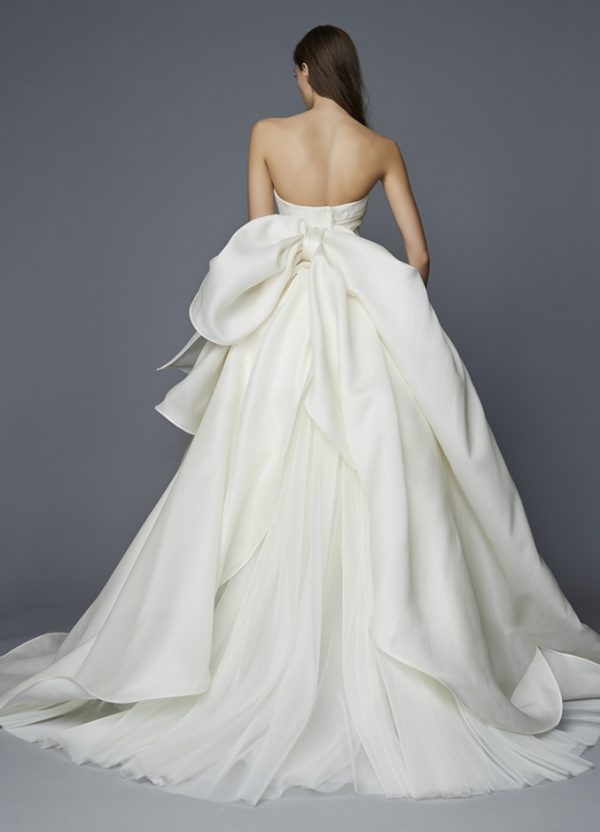 Sissi Antonio Riva Wedding dress bmodish 2