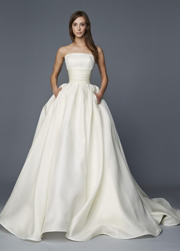 Sissi Antonio Riva Wedding dress bmodish