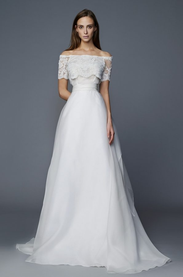 Sole Antonio Riva Wedding dress bmodish