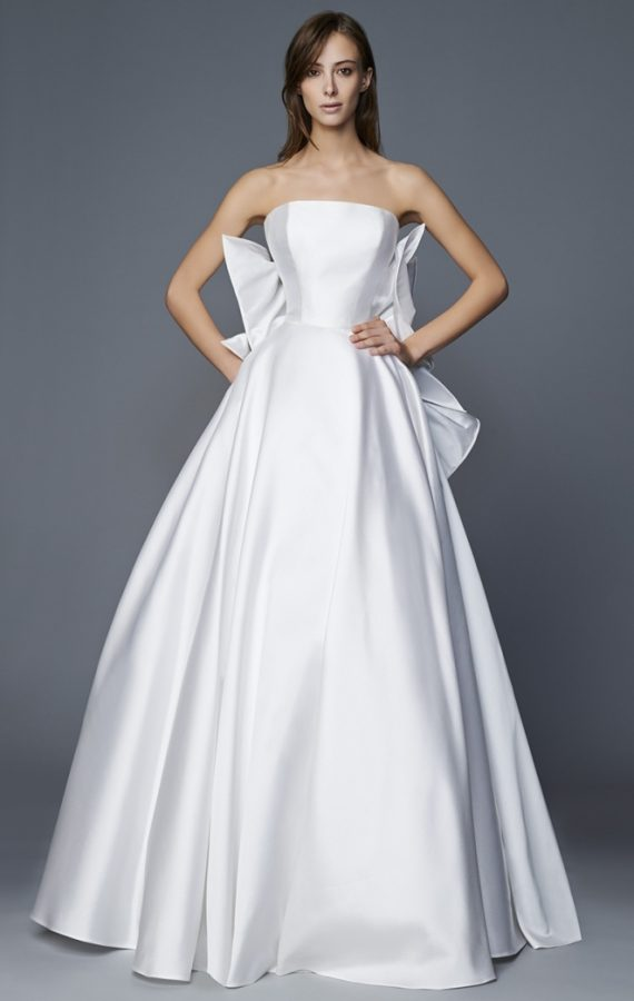 Soudeh Antonio Riva Wedding dress bmodish