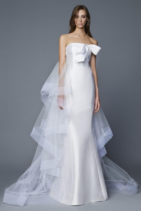 Terry Antonio Riva Wedding dress bmodish