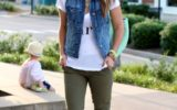 cute-casual-denim-vest-outfit-bmodish