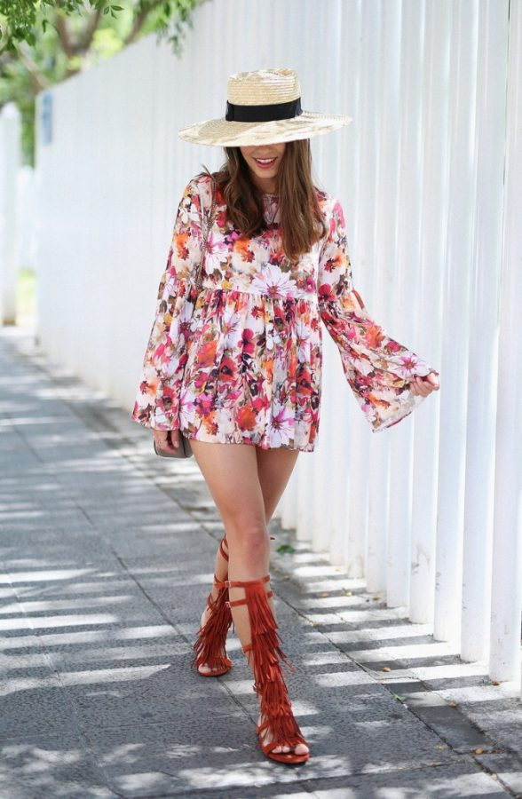 floral-boho-playsuit-summer-outfit-bmodish