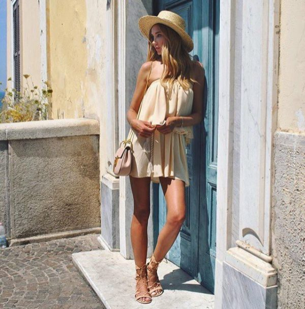 summer-outfit-with-straw-hat-bmodish