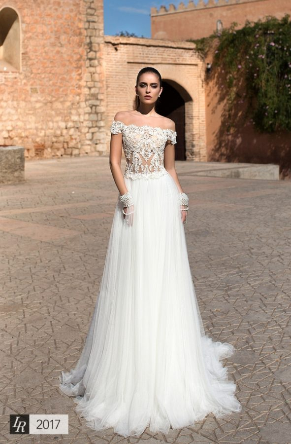 Aida Lorenzo Rossi Bridal 2017 1 bmodish