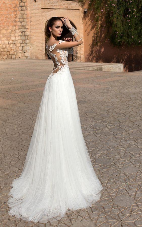 Aida Lorenzo Rossi Bridal 2017 2 bmodish