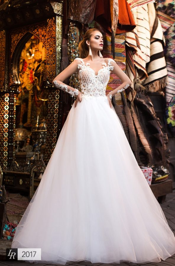 Ainur lorenzo rossi bridal 2017 bmodish