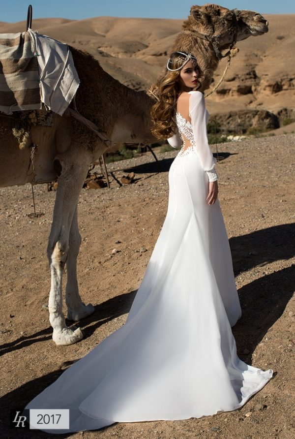 Alben lorenzo rossi wedding dress 2017 1 bmodish