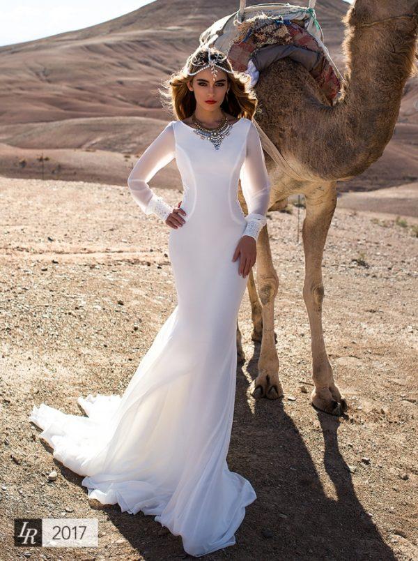 Alben lorenzo rossi wedding dress 2017 2 bmodish
