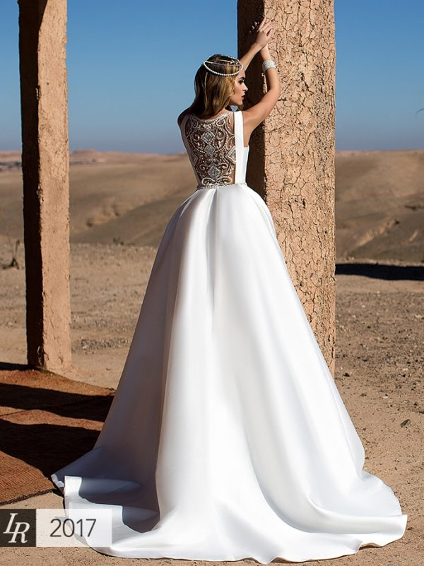 Amira lorenzo rossi wedding dress 2 bmodish