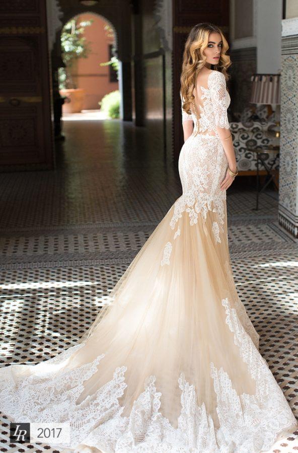 Anita lorenzo rossi wedding dress 2 bmodish