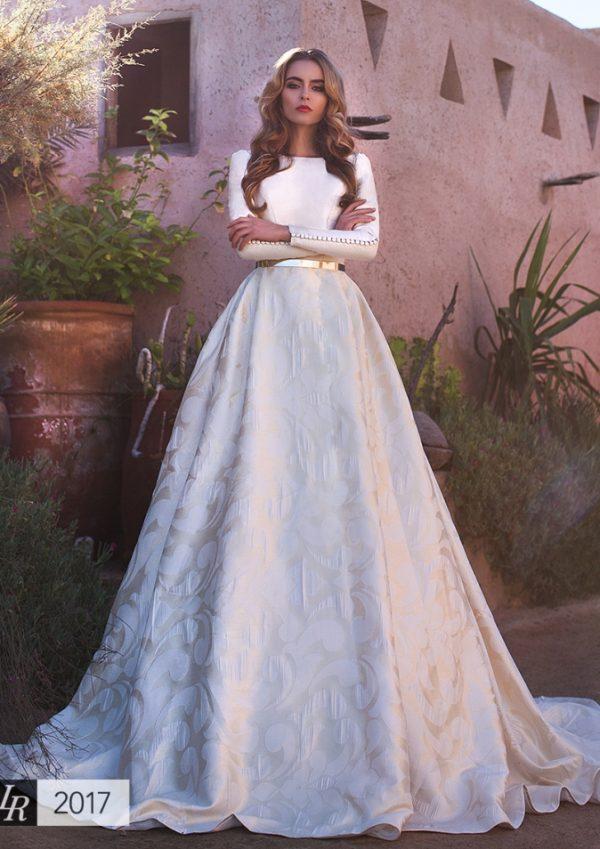 Asia lorenzo rossi wedding dress 2 bmodish