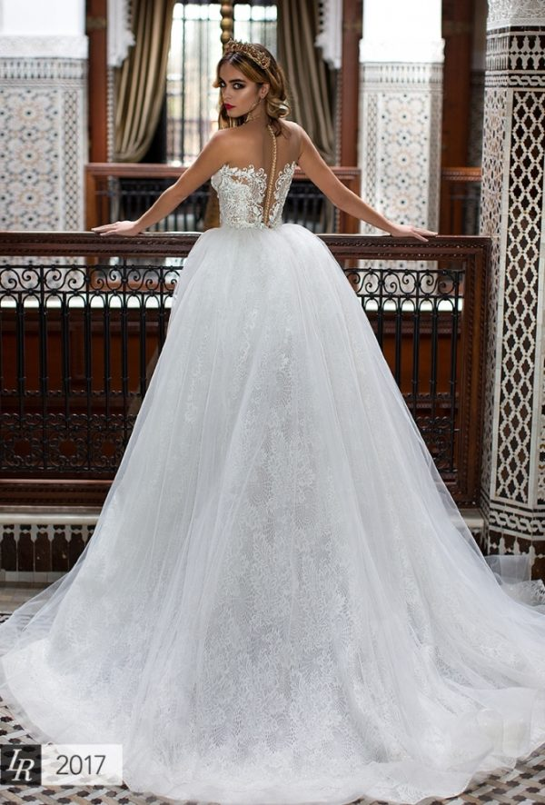 Aysat lorenzo rossi wedding dress 1 bmodish