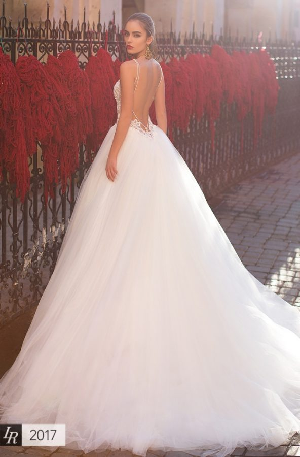 Darlyn lorenzo rossi wedding dress 1 bmodish