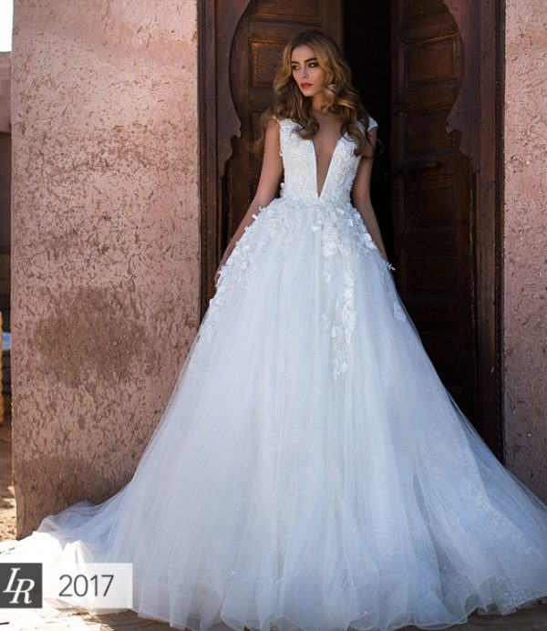 Djubi lorenzo rossi wedding dress 1 bmodish