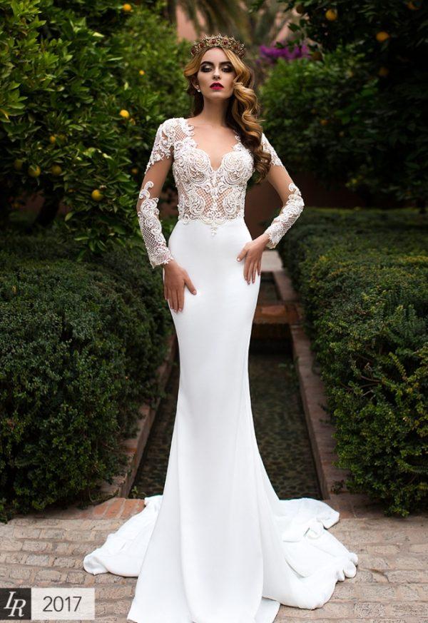 Leyan lorenzo rossi bridal 2017 bmodish
