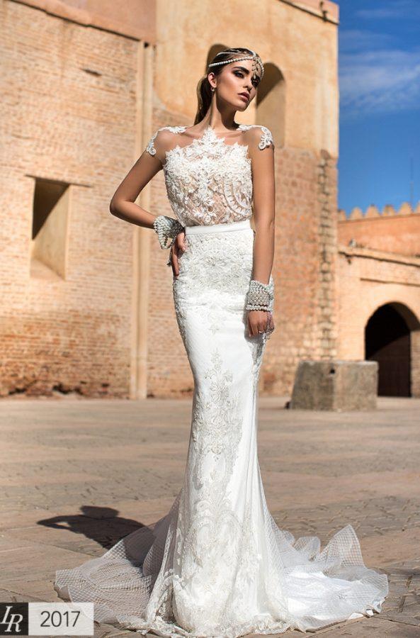 Salma lorenzo rossi bridal 2017 2 bmodish