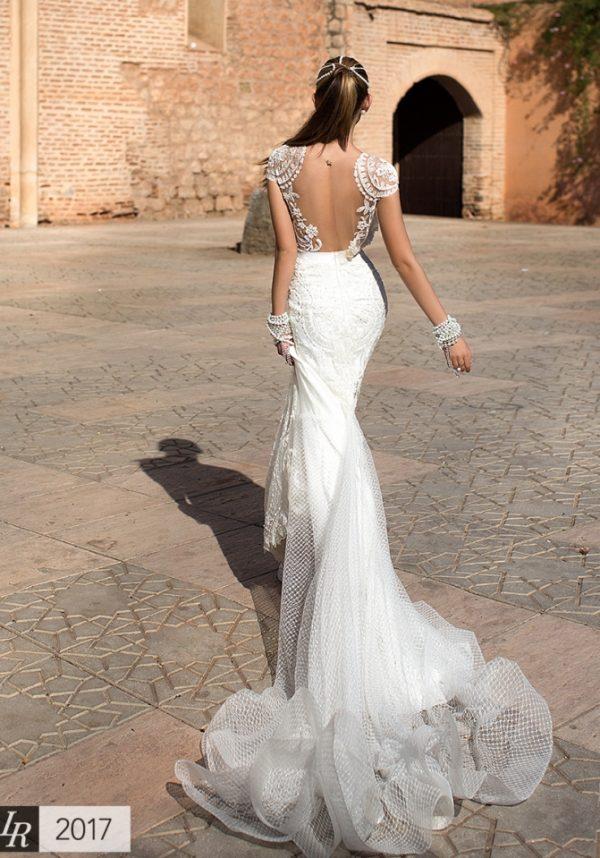 Salma lorenzo rossi bridal 2017 bmodish