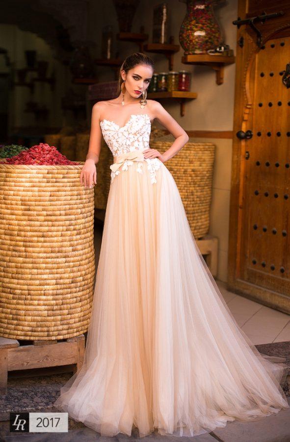 Yasmin lorenzo rossi bridal 2017 bmodish